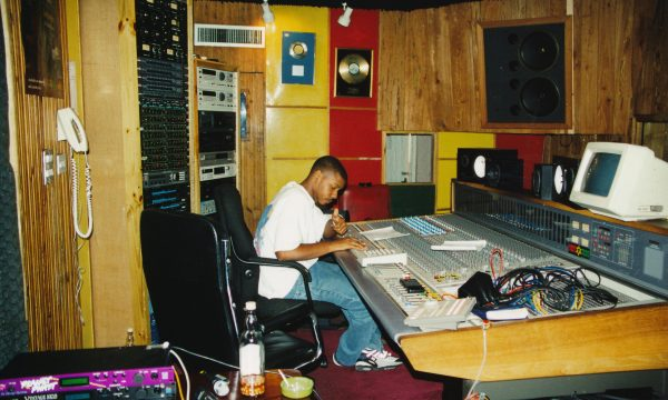 wontstop records picture tuffgong studio factor